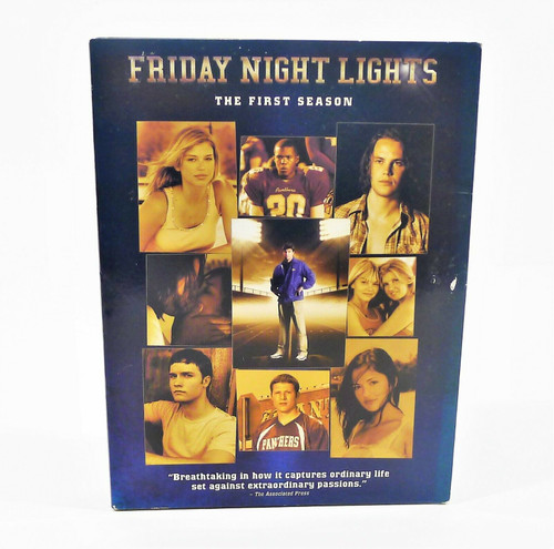 Friday Night Lights The First Season DVD 5-Disc Set