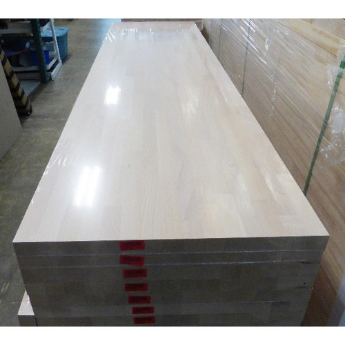 """Beechwood Butcher Block Bar/Table/Counter Top 1-3/4"""" x 25"""" x 96"""" NEW - Local Pickup Only"""