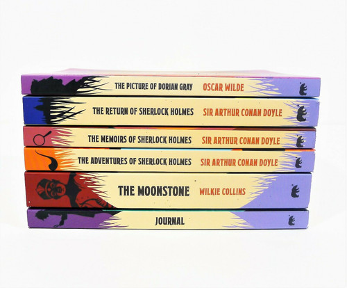 Set of 6 Books from The Great Mystery Collection Paperback Books