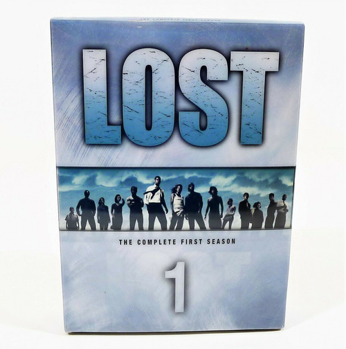 Lost Season 1 The Complete First Season DVD 7-Disc Set
