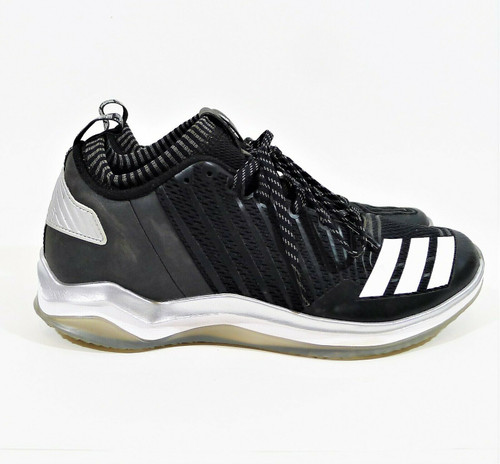 Adidas Men's Black Icon Trainer Cross Training Shoes Size 11 - BY3300