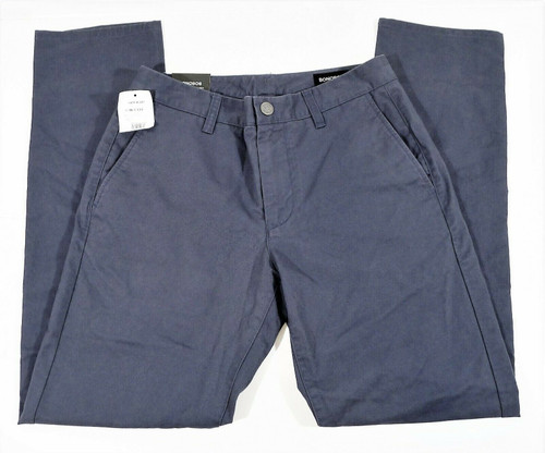 Bonobos Men's Blue Stretch Washed Chinos 30/30 Slim - NEW WITH TAGS