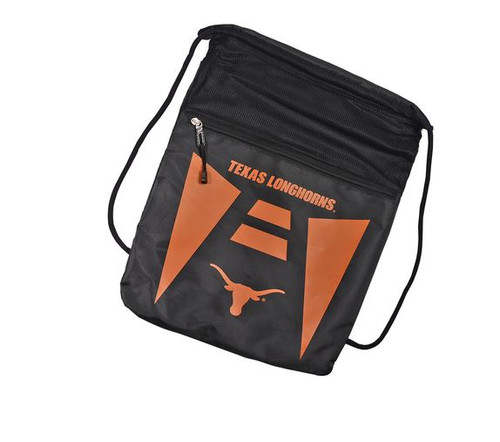 "Texas Longhorn Cinch Backpack 15"" X 12"" X 20"" - NEW"