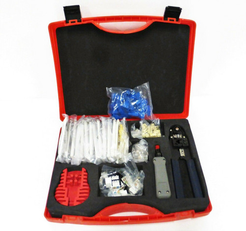 Shaxon Networking Crimper Crimping Tool with Accessories