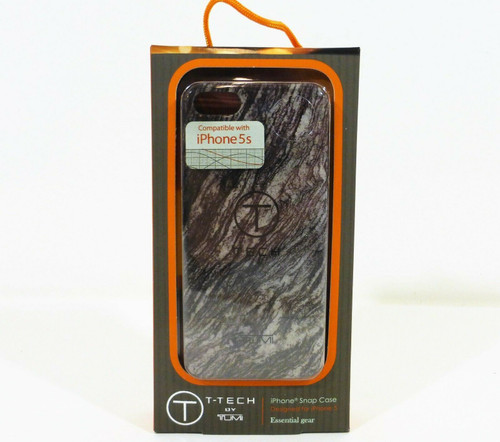 T-Tech by Tumi iPhone 5s Snap Case  NEW