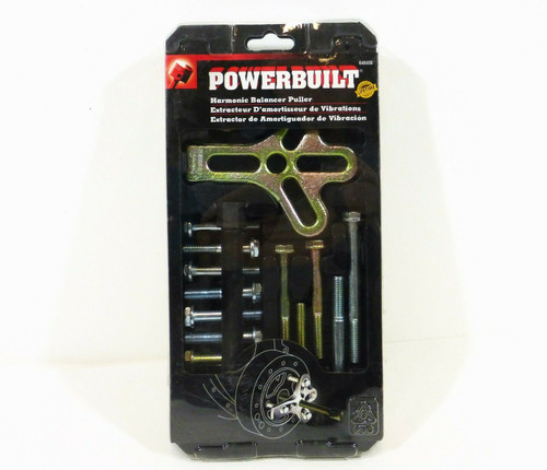 PowerBuilt Harmonic Balancer Puller 648436 NEW