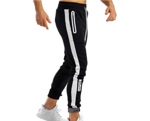 PIDOGYM Men's Black Athletic Running Sport Jogger Pants Size S - NEW WITH TAGS