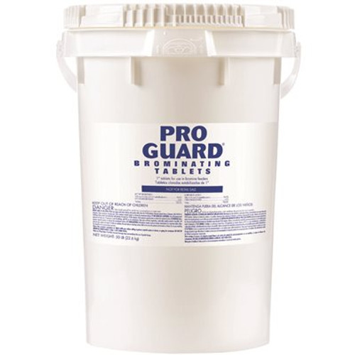 ProGuard 50 lb. Brominating Tablets (Local Pickup Only)