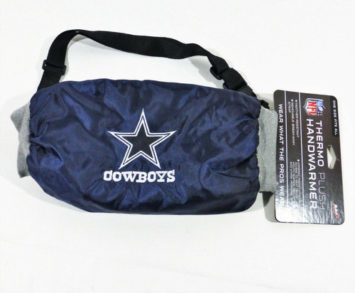 NFL Dallas Cowboys Thermo Plush Handwarmer  NEW
