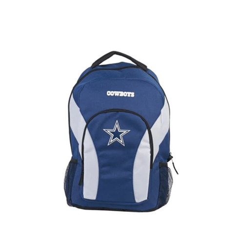 Northwest Co. Blue/Gray Dallas Cowboys Backpack Draft Day Style Backpack - NEW