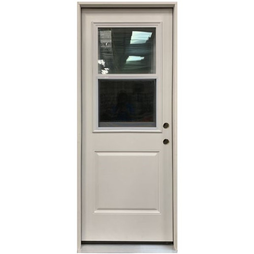 Panel Vented Lite Pre-Hung Door