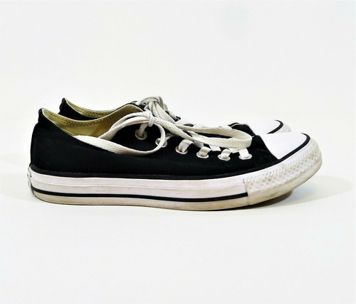 Converse Women's Black Chuck Taylor All Star Shoes Women's 8 - 530236F