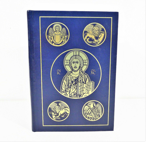 Ignatius The Holy Bible RSV 2nd Edition Large Print Hardcover Book