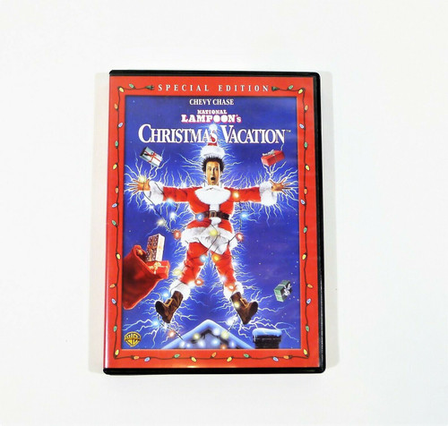 National Lampoon's Special Edition Christmas Vacation  DVD