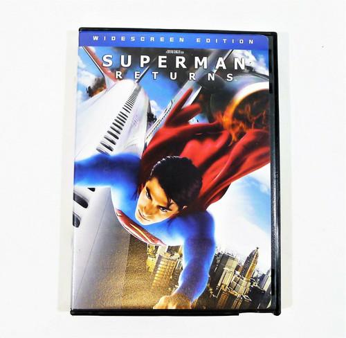 Superman Returns DVD Widescreen Edition