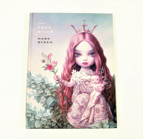 The Tree Show Hardcover Book by Mark Ryden