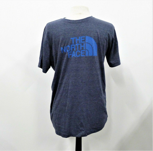 The North Face Men's Blue Slim Fit T-Shirt Size Large