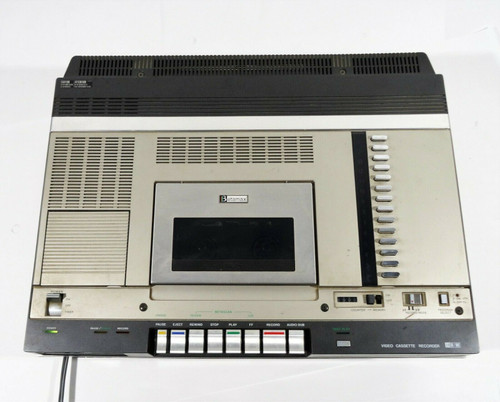 Sony Betamax SL-5400  *Not Fully Tested   LOCAL PICKUP ONLY, AUSTIN TX
