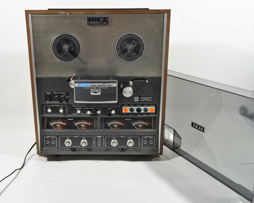 Akai GX-280DSS Reel to Reel Tape *Not Fully Tested  LOCAL PICKUP ONLY, AUSTIN TX