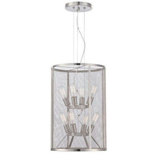 Minka-Lavery 8-Light Pendant Light 4137-84  NEW   LOCAL PICKUP ONLY, AUSTIN TX