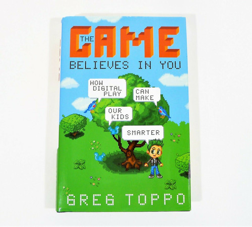 The Game Believes in You Hardback Book
