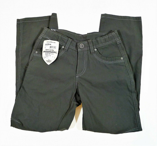 Kuhl Boy's Carbon Revolvr Pants Size S (7-8) - NEW WITH TAGS