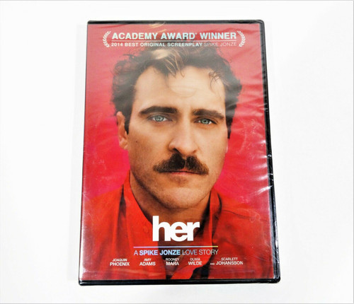 Her Movie DVD - NEW IN BOX SEALED
