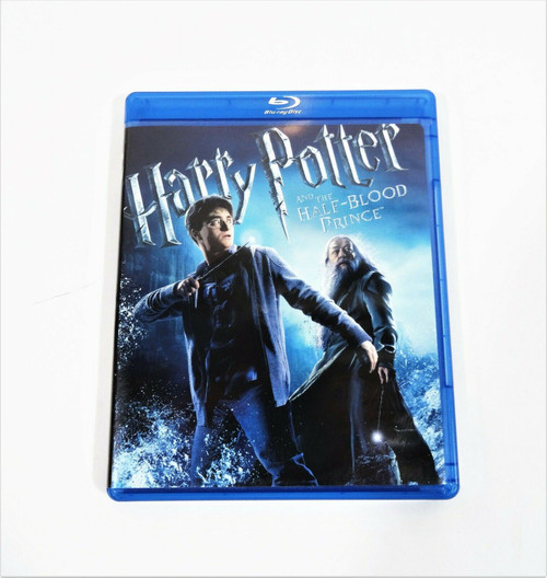 Harry Potter and the Half Blood Prince Blu-ray + DVD