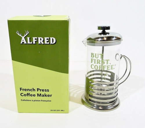 Alfred French Press Coffee Maker 20oz.