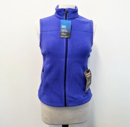 Eastern Mountain Sports Women's Polartec 200 Series Vest Size XS - NEW WITH TAG