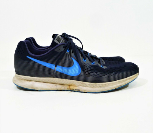Nike Men's Obsidian/Blue Hero/Gunsmoke Air Zoom Pegasus 34 Size 15 - 880555-411
