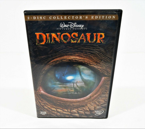 Dinosaur Disney 2 Disc DVD Collectors Edition