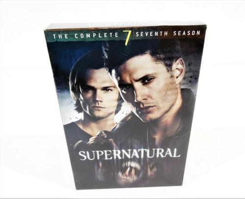 Supernatural The Complete 7th Seventh Season DVD Set