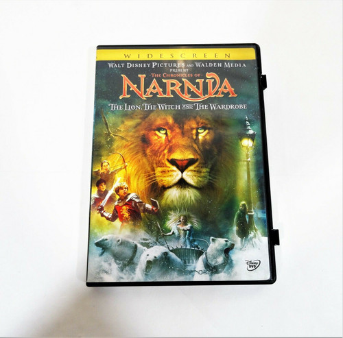 The Chronicles of Narnia Disney DVD Widescreen Movie