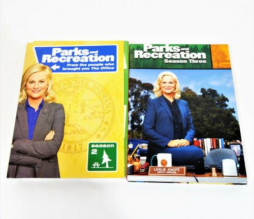 Parks & Recreation Season 2 & Season 3 DVD Sets