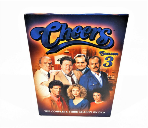 Cheers - Complete Season 3 Three DVD Box Set 4-Discs
