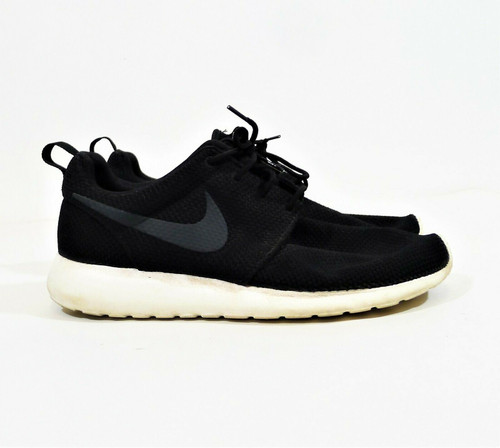 Nike Men's Black Roshe One Running Shoes Size 10 - 511881-010