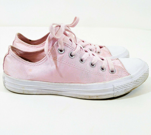 Converse Women's Arctic Pink/White Chuck Taylor All Star Ox Shoes Size 8.5