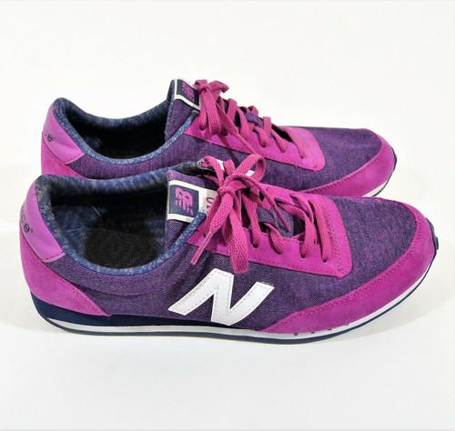 New Balance Women's Jewel Purple 410 Optic Pop Fashion Shoes Size 11