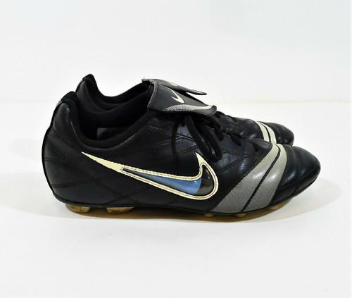 Nike Toddler Youth Black JR Interchange FGR Size 5.5 Y - 356917-011