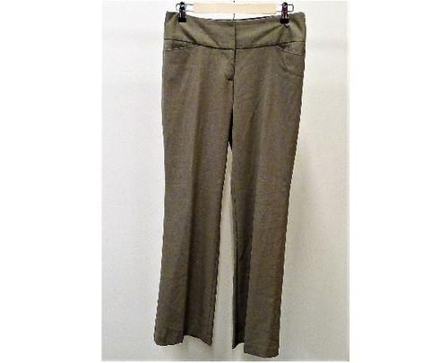 Express Women's Brown Editor Dress Pants Size 4R