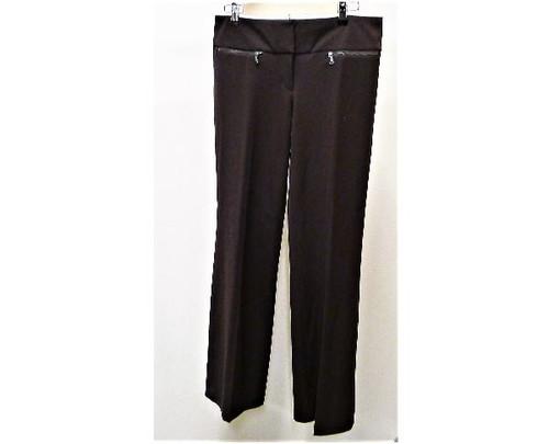 Express Women's Dark Brown Editor Dress Pants Size 4R