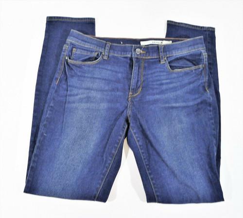 DKNY Women's Blue Denim Jeans Size 10