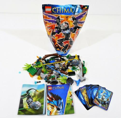 LEGO Chima 70205 CHI Razar Complete/Incomplete?