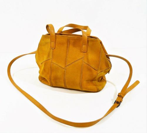 Antik Kraft Brown Polyurethane Leather Handbag with Shoulder Strap **SEE DESCR.
