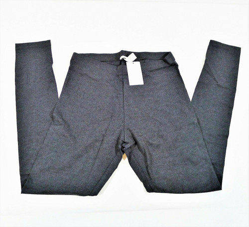 H&M Women's Dark Gray Leggings Size M - NEW WITH TAGS