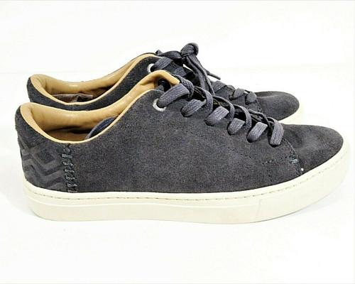 Tom's Women's Gray Suede Lenox Sneakers Lenox Size 5
