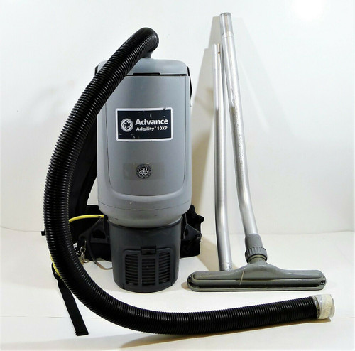 Advance Adgility 10XP Backpack Vacuum with Wand Only **SEE DESCRIPTION