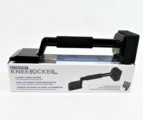 QEP Economy Black Steel Carpet Knee Kicker #10408