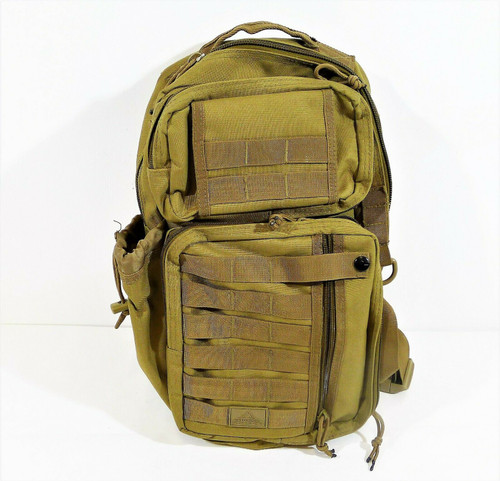 Red Rock Outdoor Gear Olive Drab Rambler Sling Pack 17'' H x 9'' W x 8'' D